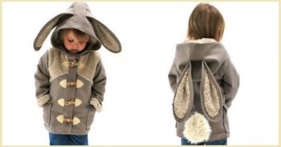 These Coats Transform Your Children Into Woodland Animals And It's So Cute!