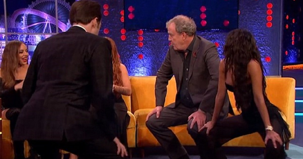 Watch Little Mix's Leigh-Anne Pinnock Teach Jeremy Clarkson How To Twerk!