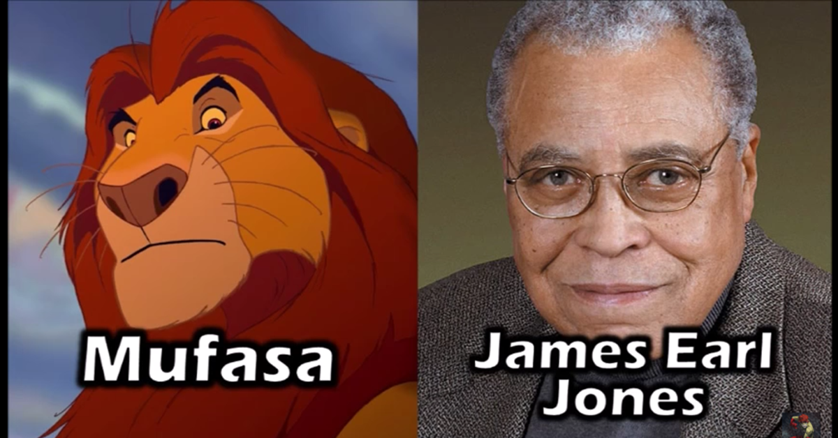 Here Is What The Actors Behind Lion King Characters Look Like