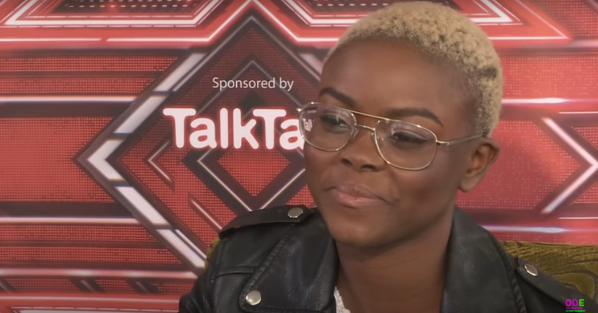 Gifty Louise Was Told She'd Be Leaving The X Factor – 24 Hours Before Results Show!