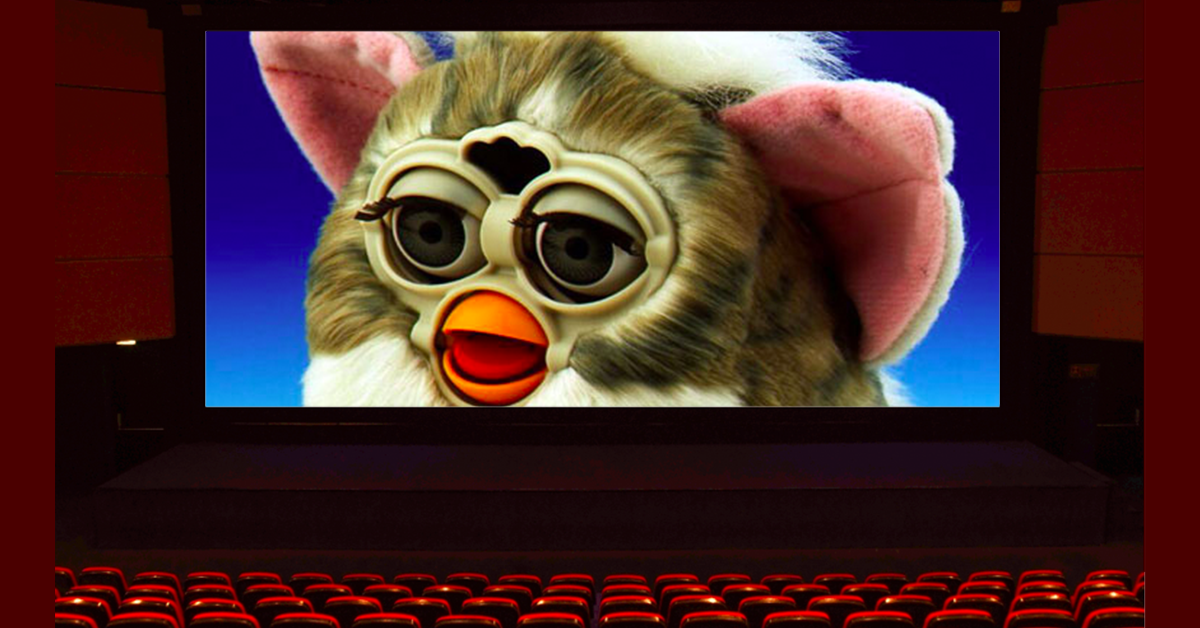 Be Afraid: There's Going To Be A Furby Movie…