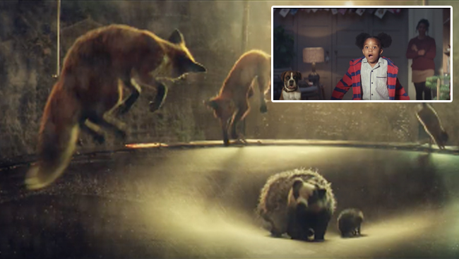the john lewis christmas ad is out but did you spot the mistake - John Lewis Christmas Ad
