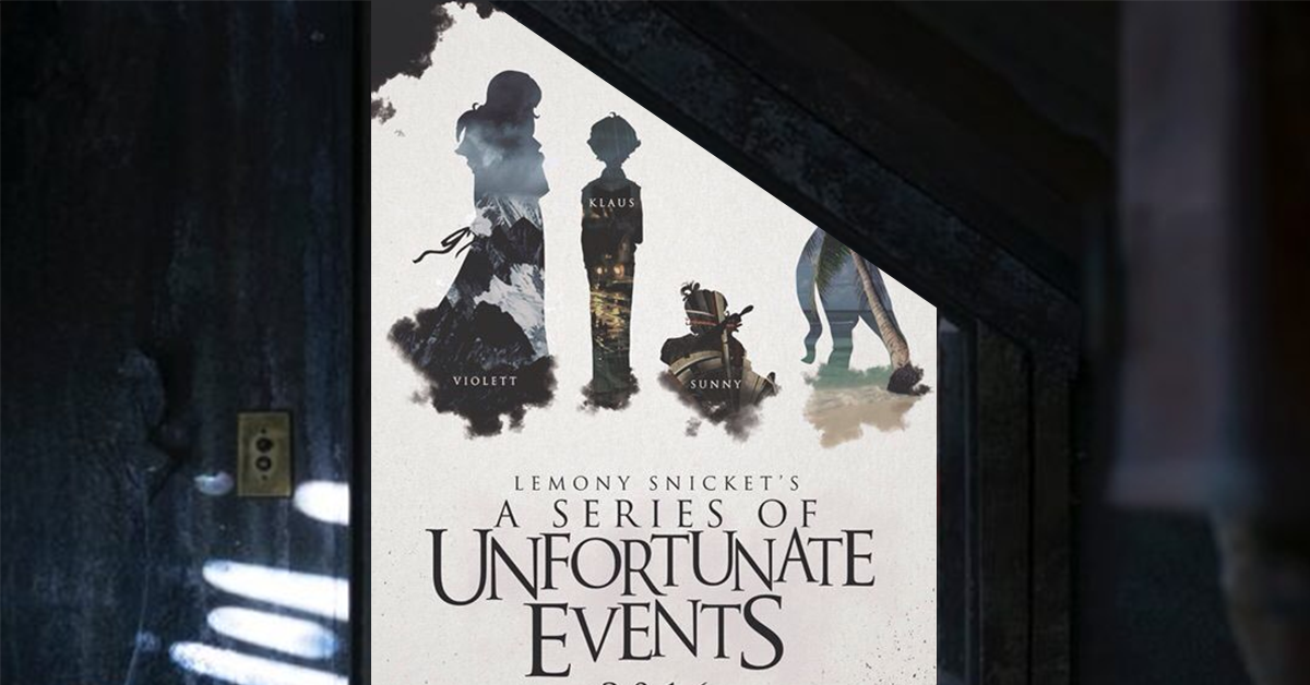 'Series of Unfortunate Events' Netflix Adaptation NEW TRAILER & FIRST IMAGES!