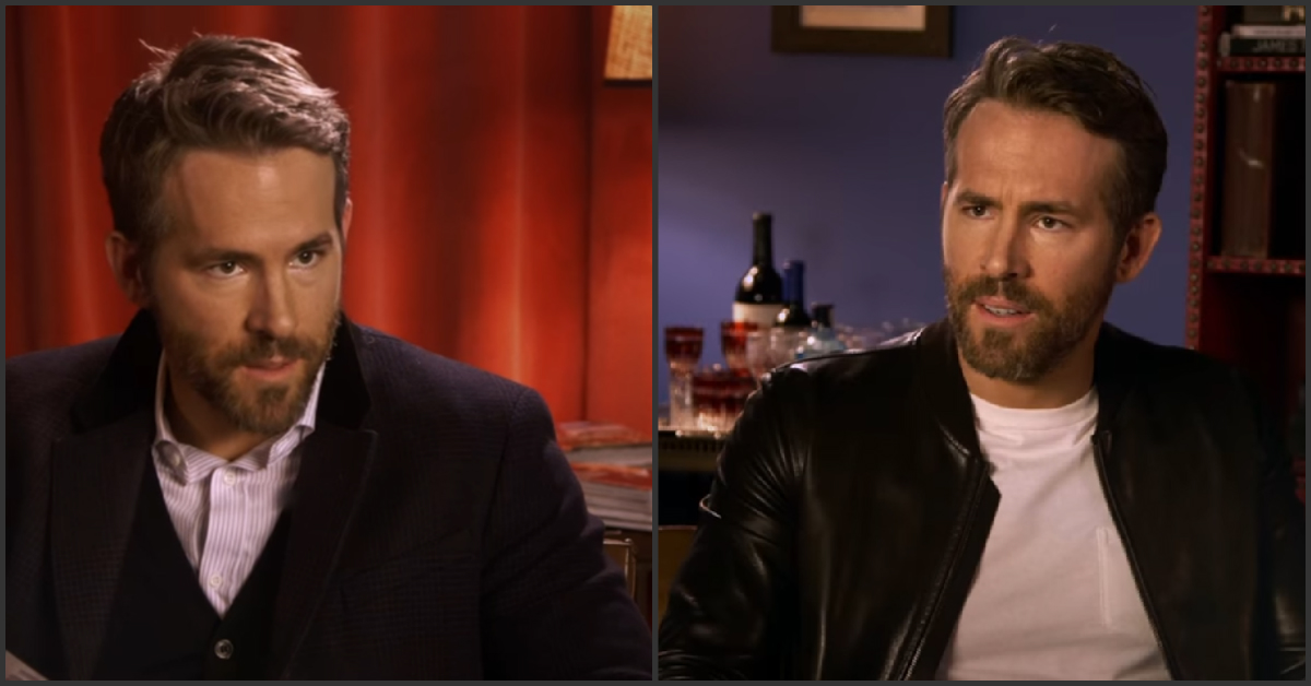 Ryan Reynolds Got Roasted By His Twin Brother And It's The Best Thing You'll See All Day