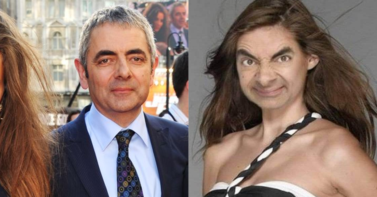 Your place mr bean as one direction strange Earlier