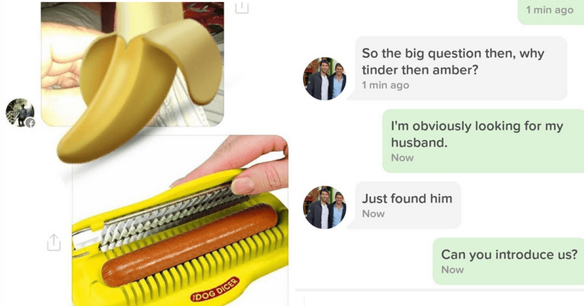 12 Fantastic Examples Of Women Being 1000% Done On Dating Apps!