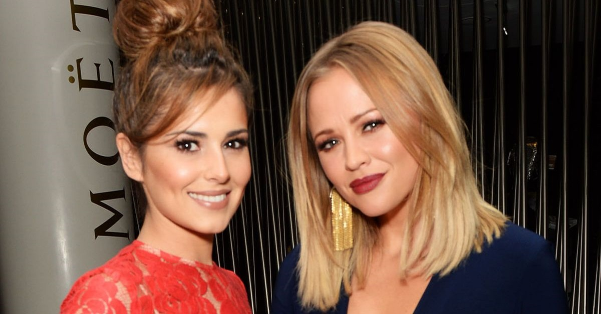 Kimberley Walsh Confirms Pal Cheryl Is Pregnant With Heartfelt Message