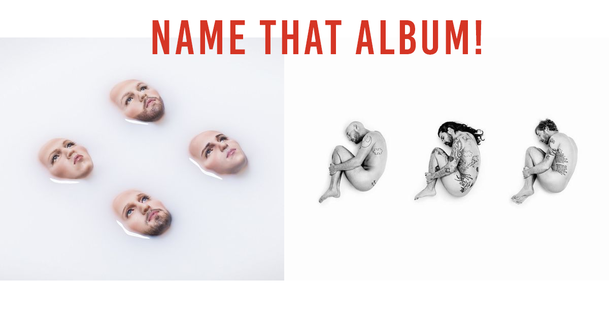 TEST: Can You Recognise These 2016 Albums With Their Titles Removed?