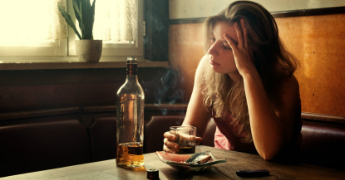 If You Answer 'Yes' To These Four Questions Then You May Have A Problem With Alcohol