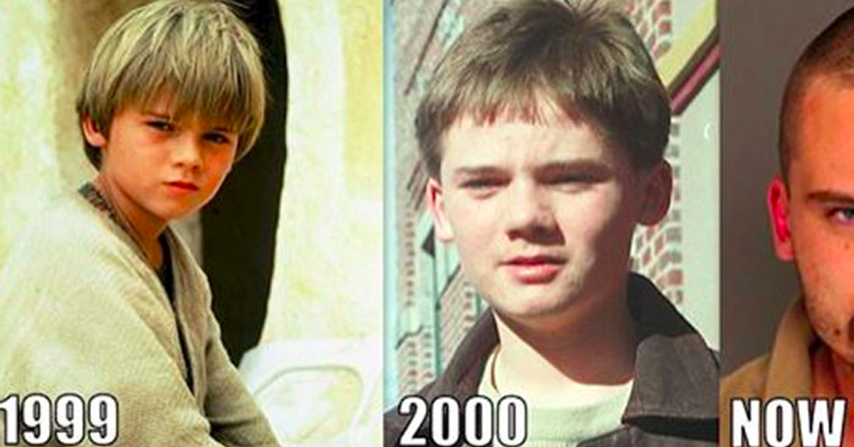 Remember Baby Anakin Skywalker? He Has Been Through Some Stuff Since His Star Wars Days!