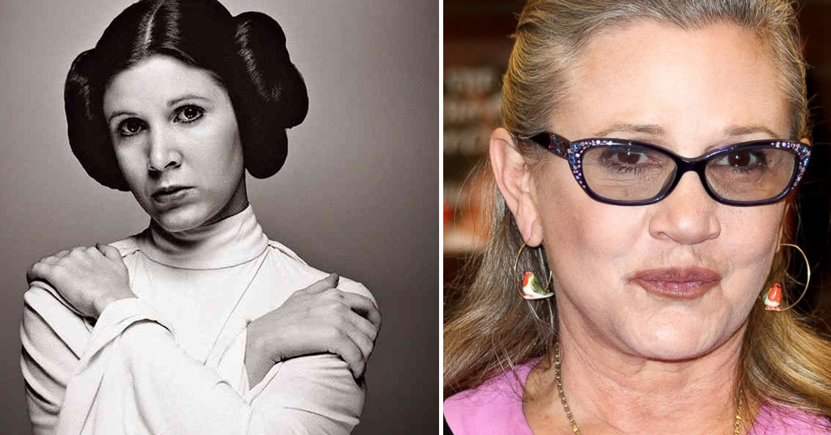 Star Wars Actress Carrie Fisher Has Died Aged 60