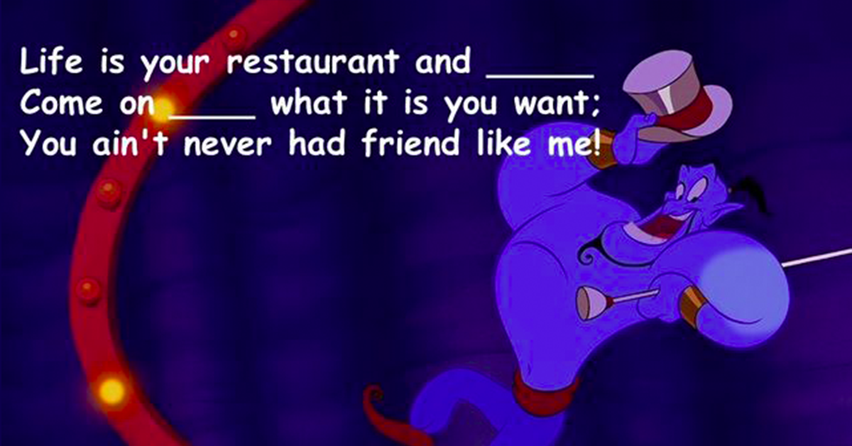 TEST: Can You Crack The Toughest Disney Song Lyric Quiz?