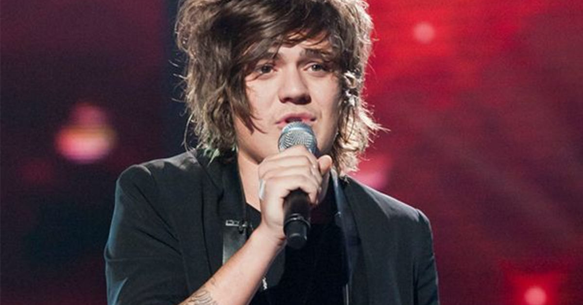 Remember Frankie Cocozza? He's Looking A Lot Different From His X-Factor Days!