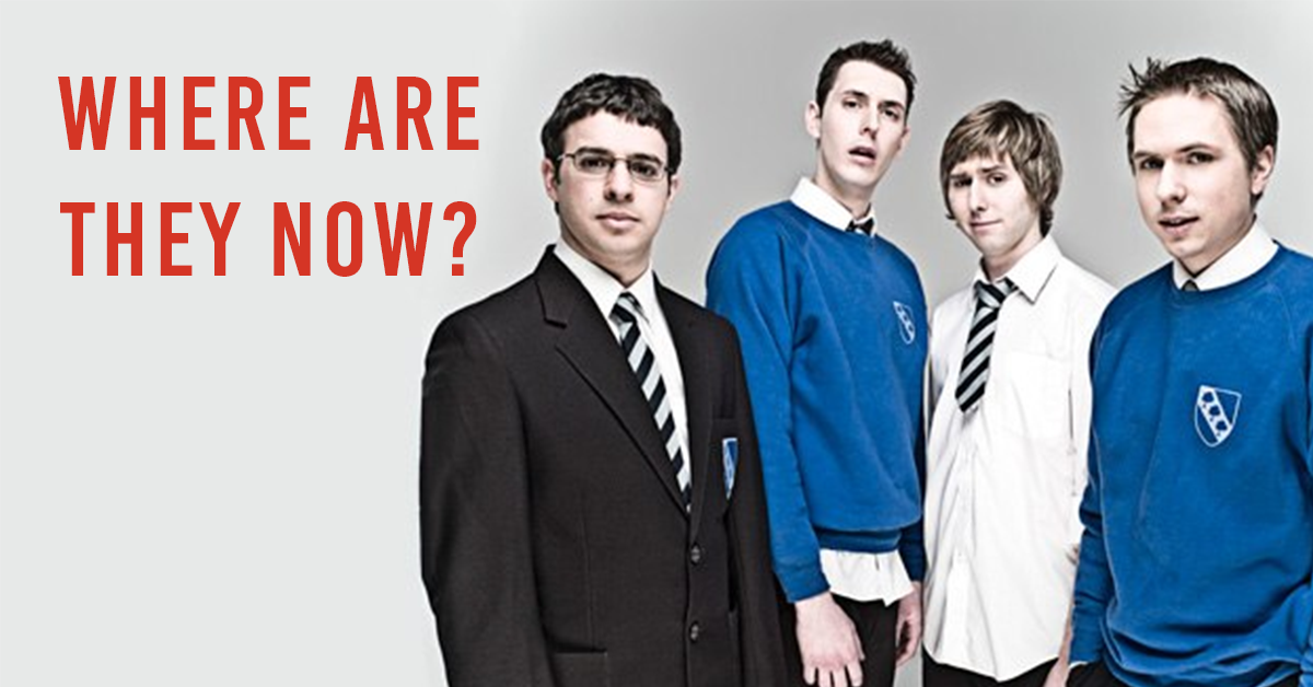 "Here's What The Cast Of ""The Inbetweeners"" Look Like Now!"