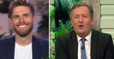Joel Dommett's Comeback To Piers Morgan Calling Him A LOSER Makes Us Love Him Even More