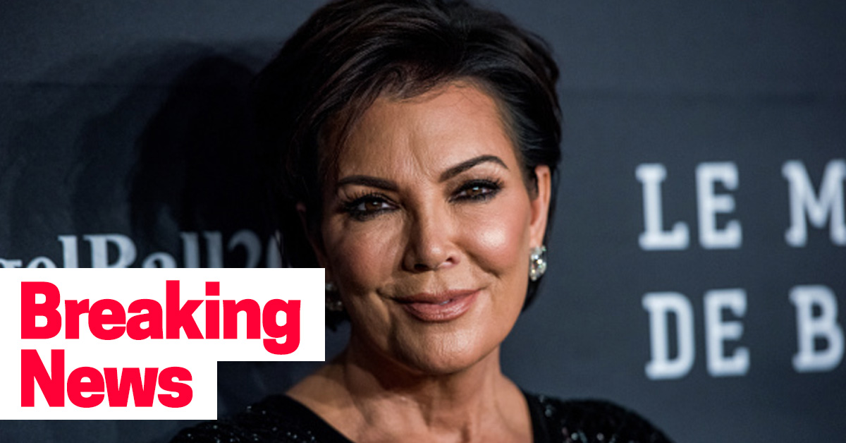 BREAKING: Kris Jenner and Blanc Chyna Rush To Hospital
