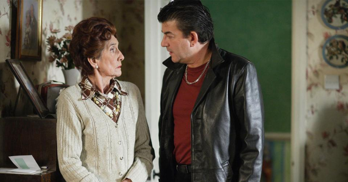 EastEnders Legend John Altman Hints His Character 'Nasty Nick' Might Not Actually Be Dead