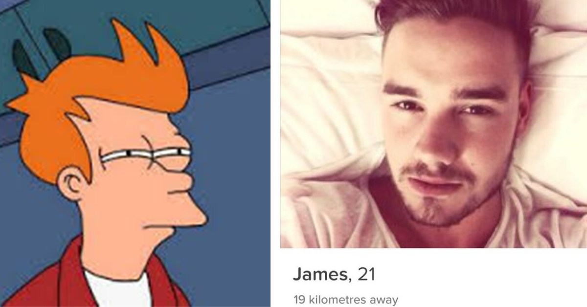 Liam Payne Catfish Gets TROLLED On Tinder