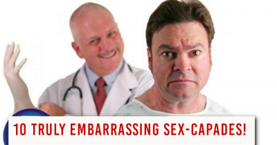 Ten People Confess To Their Most Embarrassing Sex-Related Stories