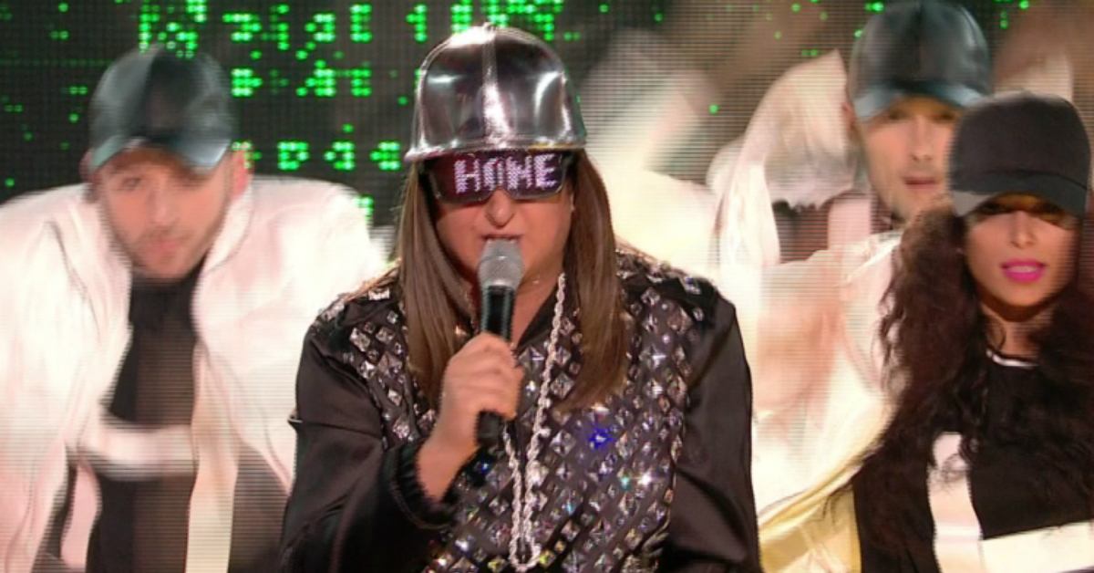 Honey G's Debuts Her New Single On The X Factor Semi-Finals And It Was A Tad Awkward