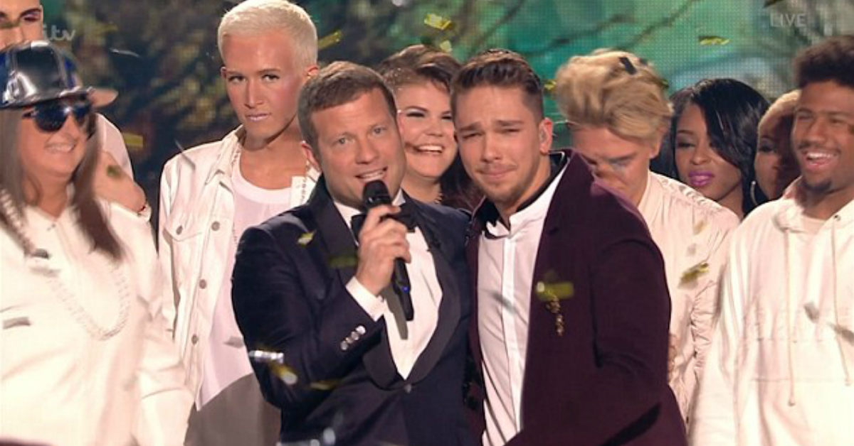 X Factor Winner Matt Terry Has A Few Things To Say After 'That Kiss' With Freddie Parker