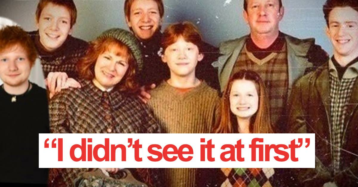 15 Things Tumblr Has Noted About The Weasley Family