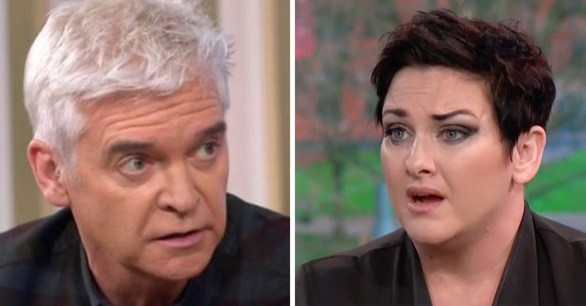 "Phillip Schofield Gets Angry With ""This Morning"" Guest Who Bought Prosecco With Christmas Benefits Bonus"