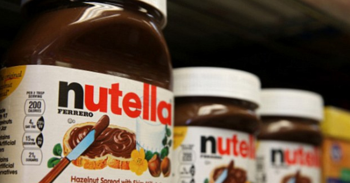 "Nutella Could ""Give You Cancer"" According To Report"