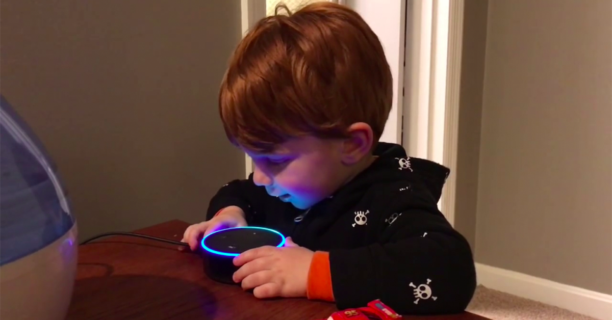 Kid Asks Alexa To Play Twinkle Twinkle. Alexa Responds With Utter Filth!