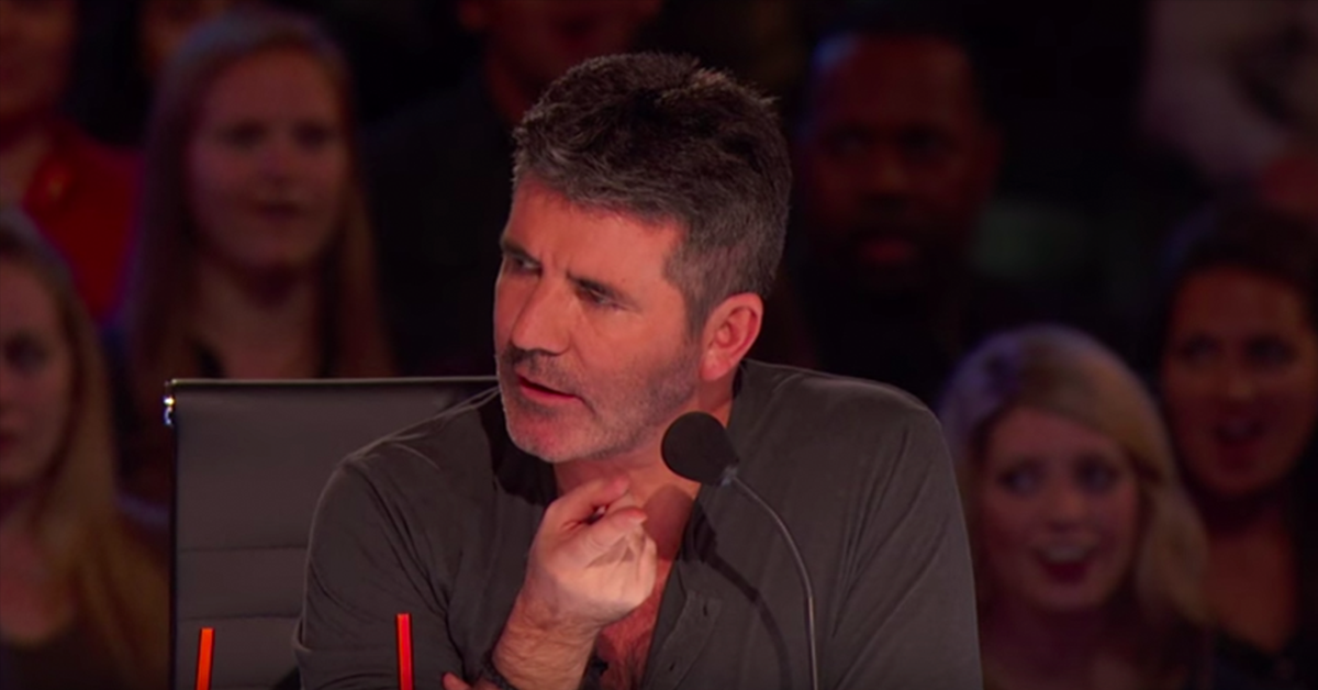 Simon Cowell Has His Mind BLOWN By This Incredible Singer!