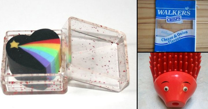 16 Items Of Stationary That Will Take You Right Back To Your Childhood