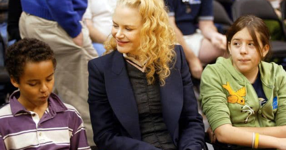 tom cruise and nicole kidman relationship adopted