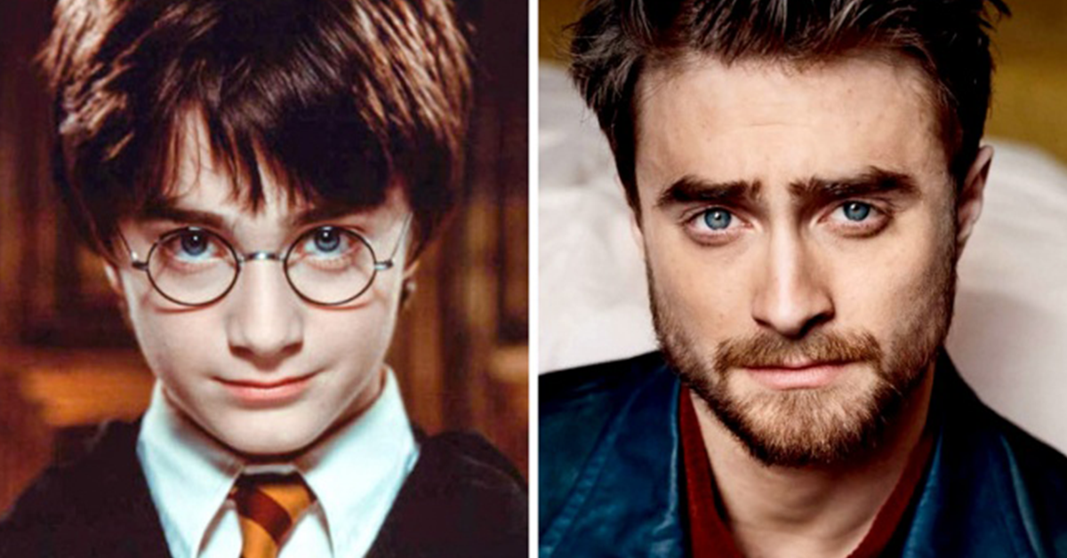 What Do Your Favourite Harry Potter Stars Look Like 16 Years Later?