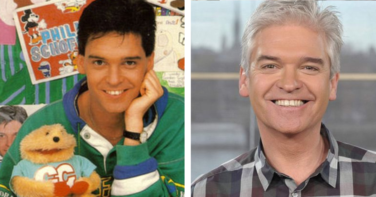13 Interesting Facts You May Not Know About Phillip Schofield