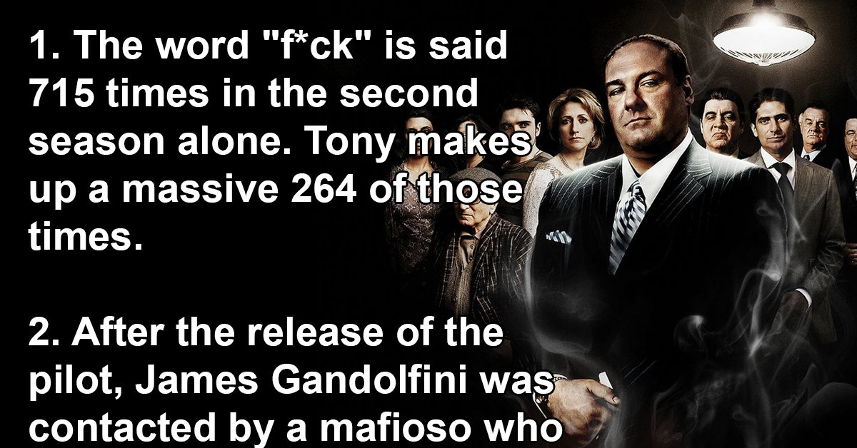 15 Things You Need To Know About The Sopranos