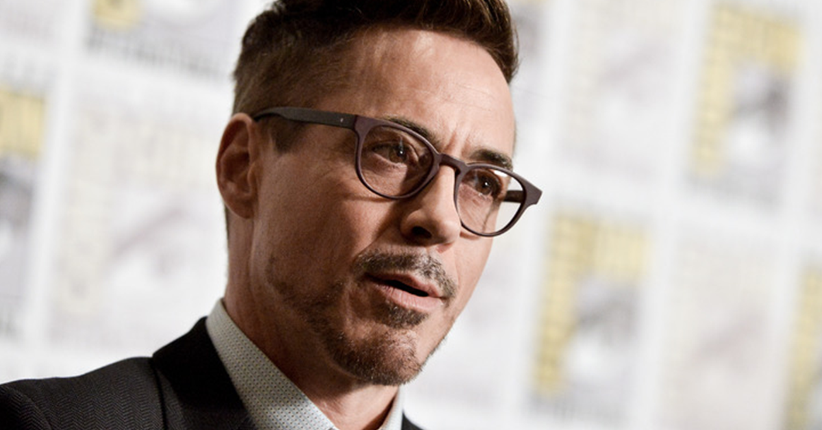 This Is How Robert Downey Jr Kicked His Drug Habit – In More Ways Than One!