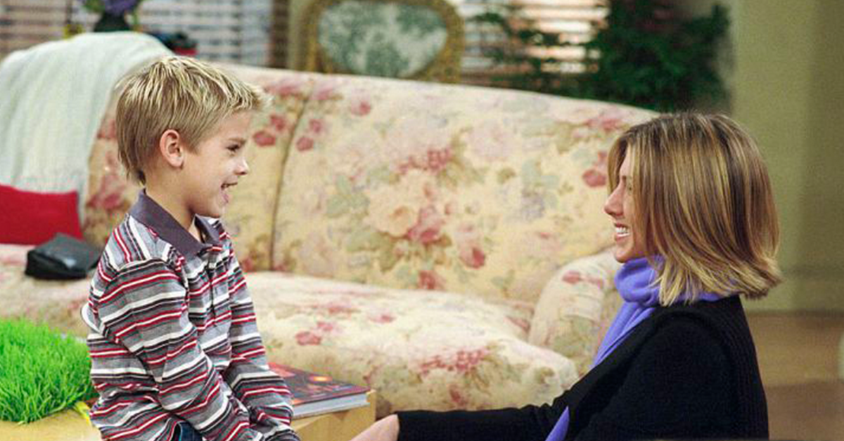 Ben From Friends Reveals He Was In Love With Jennifer Aniston