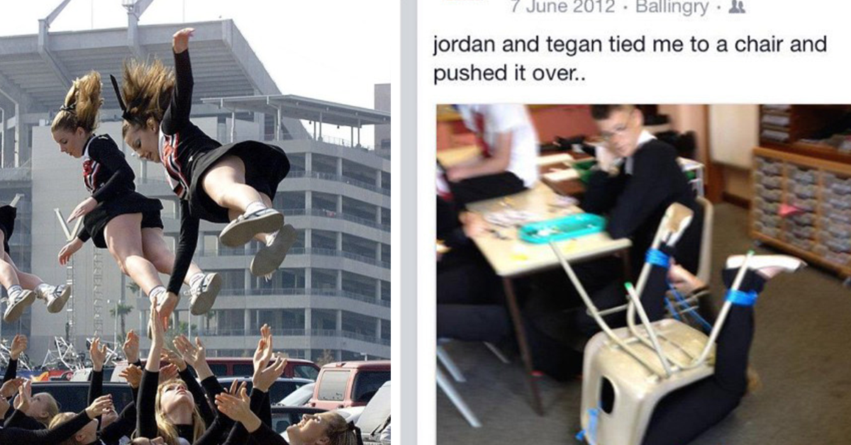 11 Hilarious Differences Between US And UK Schools