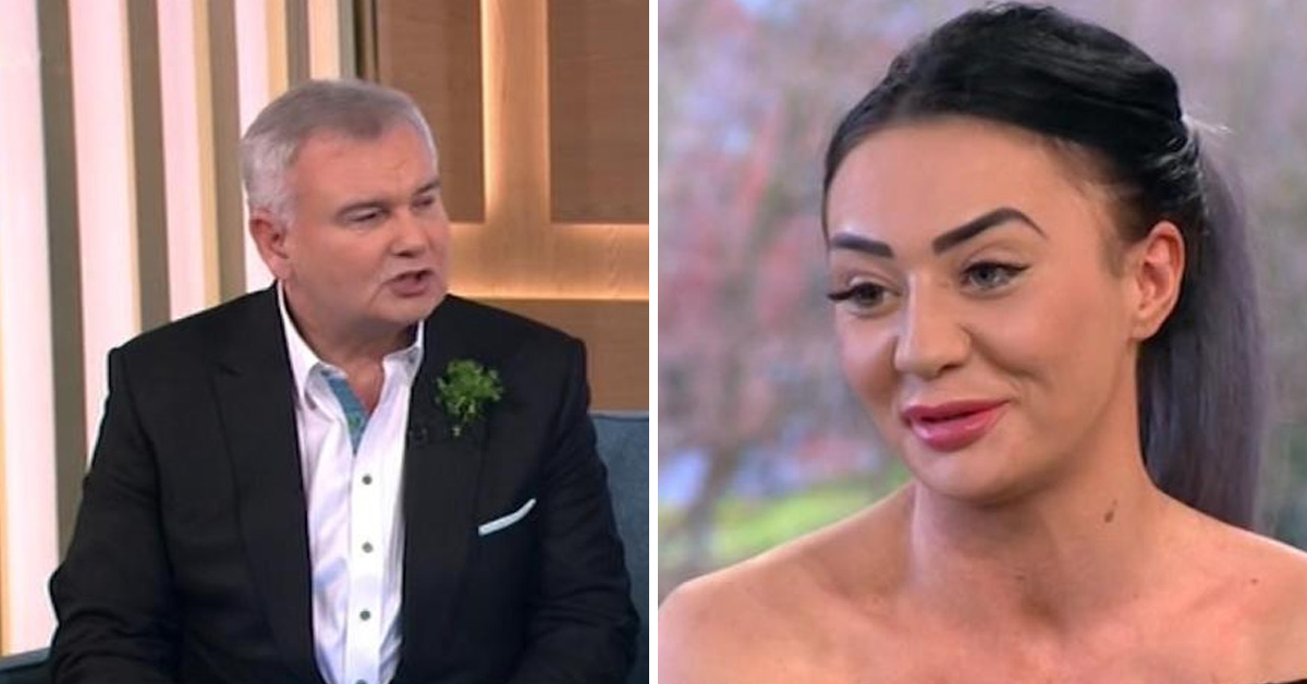 Josie Cunningham Left Viewers Appalled After She Flirted With Eamonn On This Morning