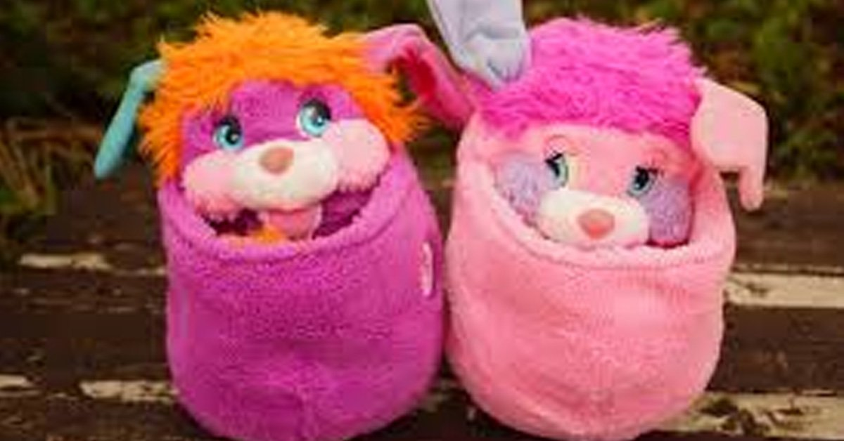 12 Cuddly Toys That We Loved In The 80's