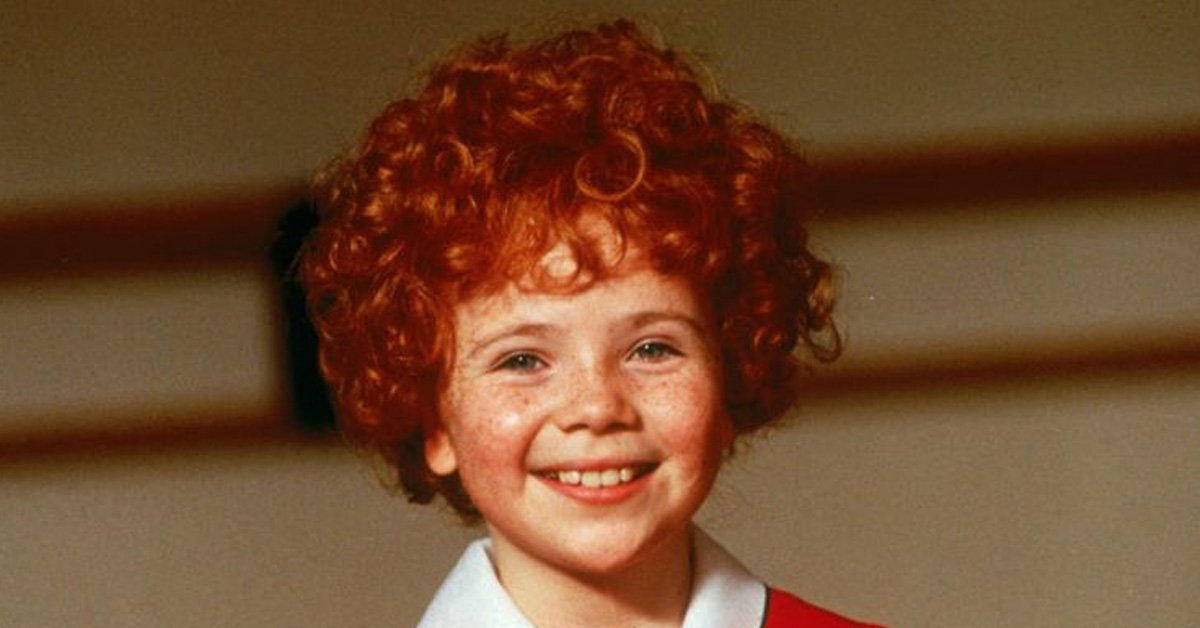 Remember The Little Girl Who Starred As Annie In The