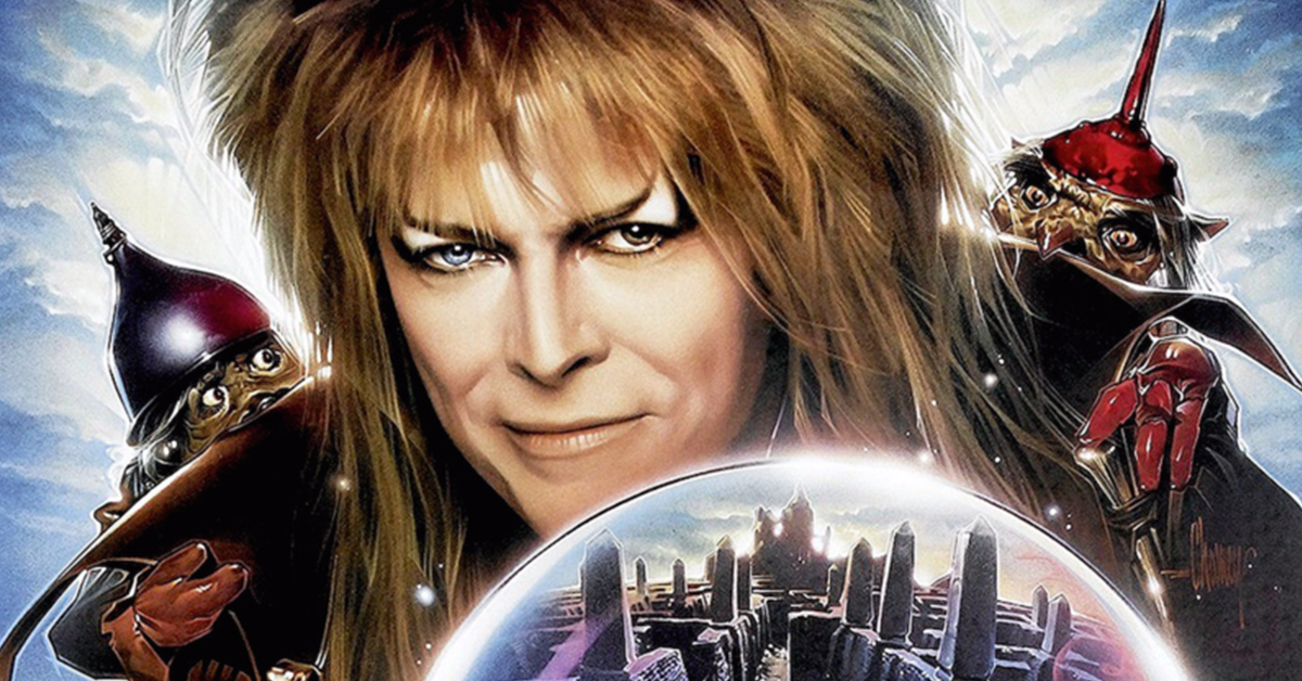 Drop Everything! There's Going To Be A 'Labyrinth' Sequel