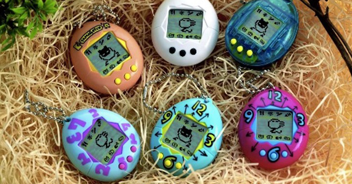 Original Tamagotchis Are BACK And Everyone Is Going Absolutely Wild About It