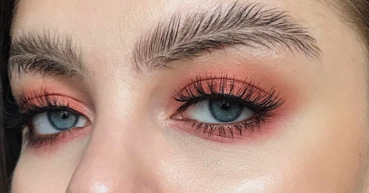 People On Instagram Just Aren't Sure What To Think About Brow Feathering
