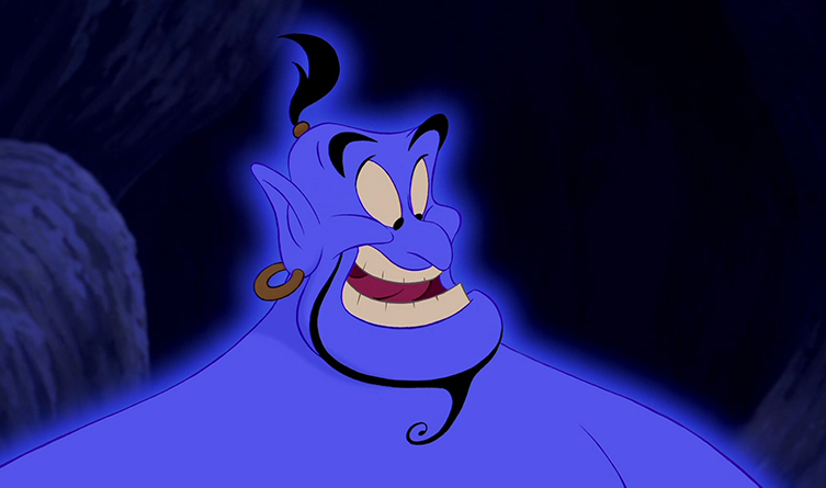 Will Smith May Be Cast As The Genie In The New 'Aladdin' Live-Action Movie