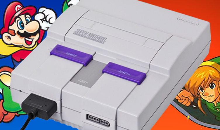 Nintendo May Replace The Discontinued Mini NES With A Mini SNES