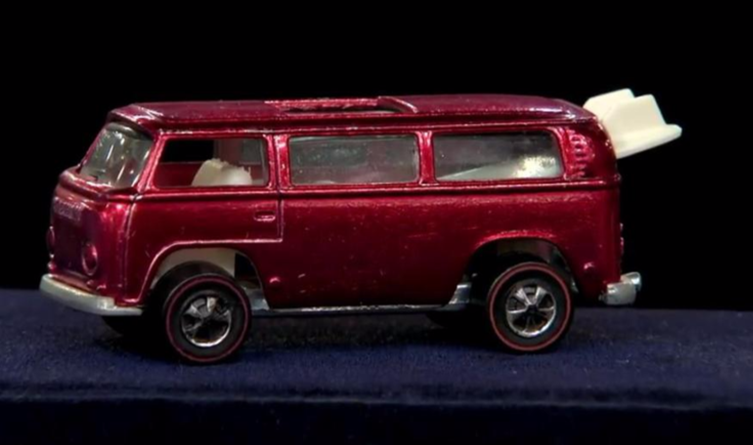 This Old 'Hot Wheels' Car Is Extremely Valuable Today – And Yours Could Be Too