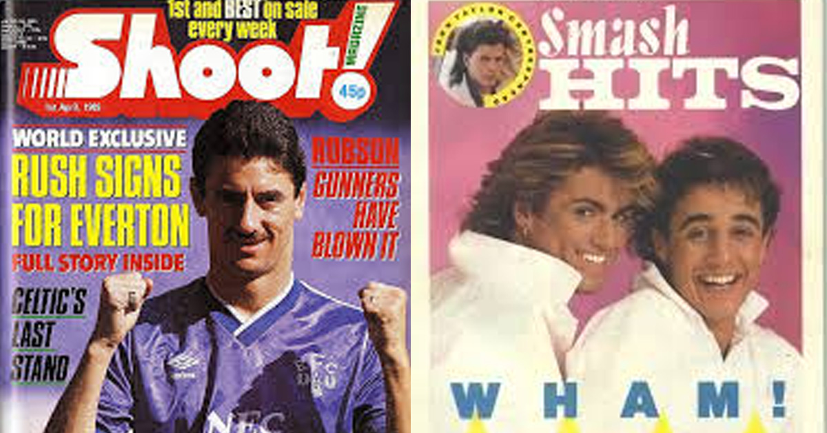 12 Of The Best Comics And Magazines From The 80's