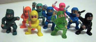 quarter machine ninjas