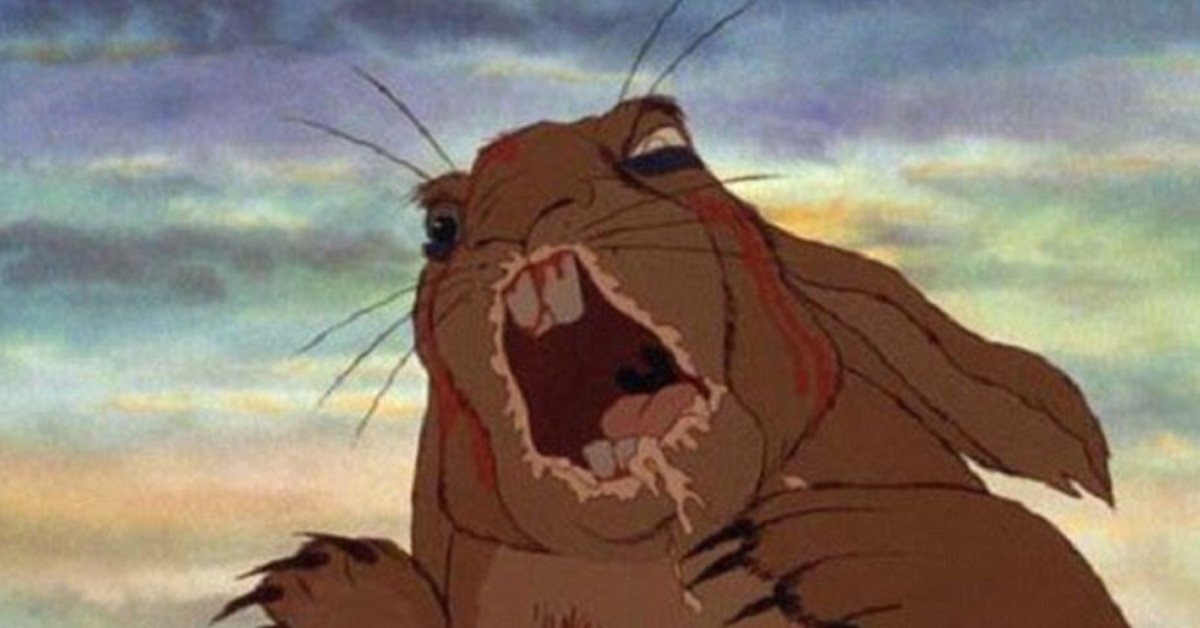 Channel 5 Aired 'Watership Down' This Easter And People Are Traumatised